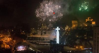 Новогодний салют в Таллинне обойдется в 15 000 евро