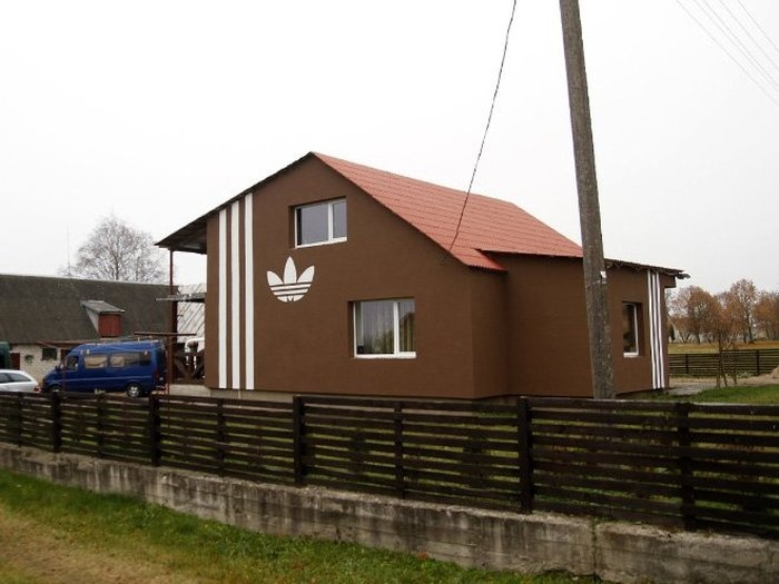 Дом «реального пацана»
