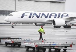Пассажиров авиакомпании Finnair с 18 мая обяжут носить маски