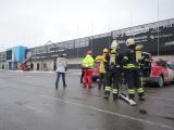 ФОТО: из-за пожара в ТЦ Rocca al Mare в понедельник утром эвакуировали посетителей