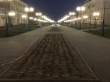 в Силламяэ завершился ремонт Приморского бульвара