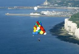 Невероятное путешествие на воздушных шарах
