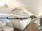 Любители путешествий скоро смогут летать в роскошных дирижаблях