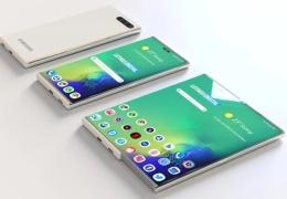Samsung собирается кардинально изменить концепцию раздвижных смартфонов