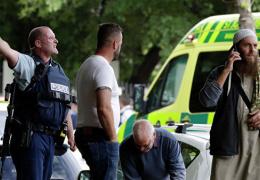 В Новой Зеландии в результате стрельбы в мечетях убито 49 человек