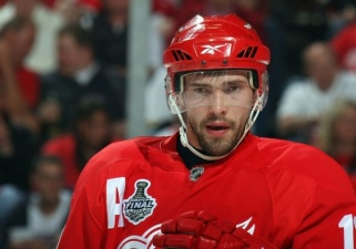 Павла Дацюка признали первой звездой игрового дня в НХЛ