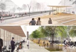 Центр Таллинна преобразится за два года и 10 млн евро