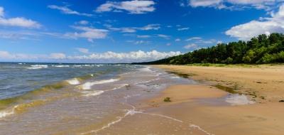 Пляж в Нарва-Йыэсуу попал в ТОП-35 лучших городских пляжей мира