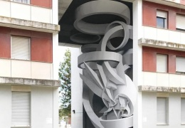 """Итальянский художник с помощью 3D-иллюзий """"перестраивает"""" здания"""