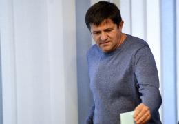 У депутата Нарвского горсобрания Федора Овсянникова угнали автомобиль