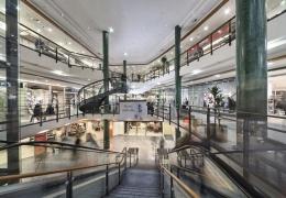 Получившие деньги из второй пенсионной ступени отправились в торговые центры