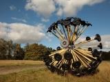 Управляемый ветром детонатор мин Mine Kafon