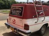 Катафалк превратили в машину охотников за привидениями, и теперь его арендуют для свадеб