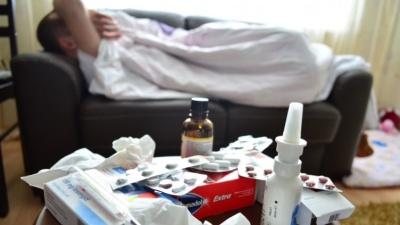 Роспотребнадзор объявил об эпидемии гриппа в Санкт-Петербурге
