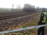 В Йыхви погибла попавшая под поезд женщина