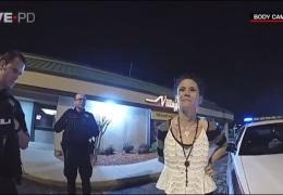 Задержали девушку, управлявшую краденым авто
