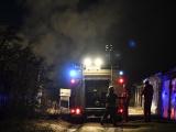 """в Нарва-Йыэсуу на """"Хуторе рыбака"""" произошел пожар"""