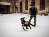 Фотосессия спецназа полиции в заброшенных цехах Кренгольма
