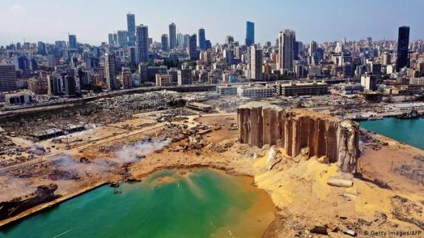 Интерпол подключился к расследованию взрыва в Бейруте