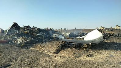 Спасатели полностью прочешут район крушения в поисках тел и обломков