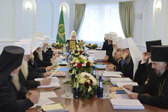 РПЦ разорвала отношения с Константинополем