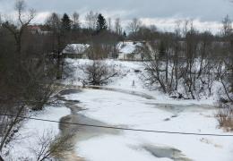 В Ида-Вирумаа очистят реку Пуртсе за 21 млн евро