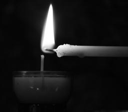В Ида-Вирумаа семилетняя девочка упала с обрыва и погибла