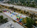 В Калифорнии появился посёлок для бомжей