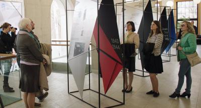 В Нарве открылась выставка о деятельности прокуратуры Эстонии
