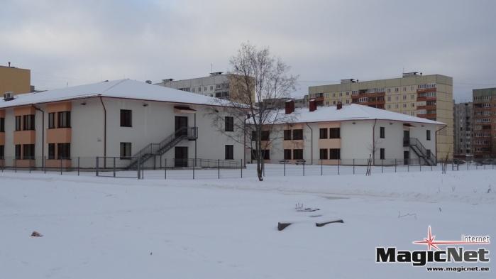 В Нарве открыт «детский сад» для взрослых