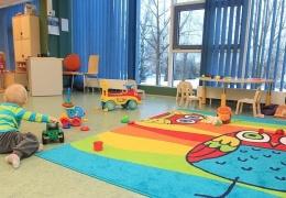 В Нарве зарплаты педагогов в детских садах повысят до 840 евро