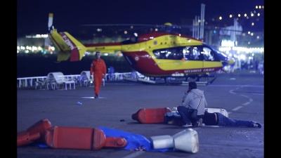 В результате теракта в Ницце погибли 84 человека, среди пострадавших есть граждане Эстонии