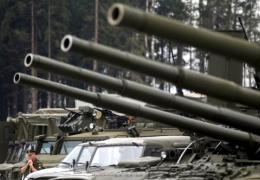 В России начались крупнейшие военные учения этого года