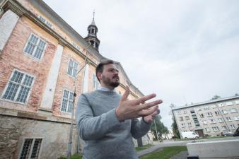 Иван Сергеев: Нарве нельзя опускать руки, надо идти дальше