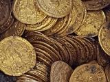 Золотые монеты 5-го века стоимостью в миллионы евро найдены в Италии