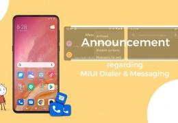 Глобальные версии MIUI лишатся двух важных предустановленных приложений