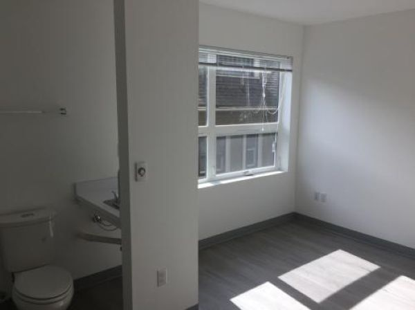 Шикарные апартаменты в Сиэттле за 750 долларов в месяц