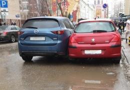 Новый уровень в парковке автомобилей