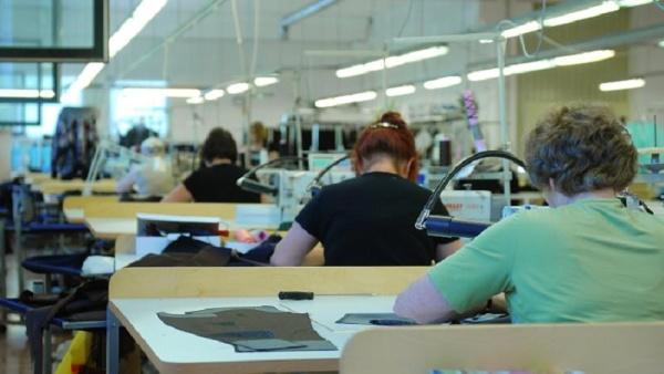 В Нарве разваливается крупное швейное производство