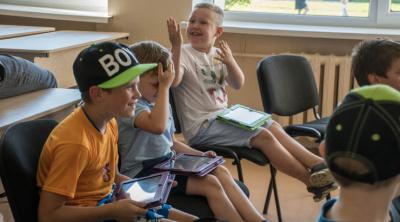 EDUKOHT открывает в Нарве бесплатные курсы по программированию для детей
