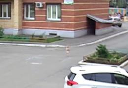 """Полуторагодовалый малыш """"сбежал"""" из частного детского сада в Вологде. Видео"""