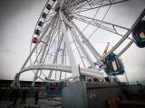 ФОТО: фотограф ERR прокатился на колесе обозрения T1