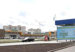 Новая городская баня может появиться у торгового центра Prisma