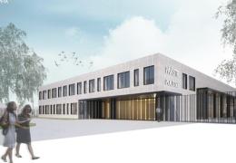 В Силламяэ построят новое здание для полицейских и спасателей