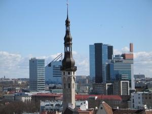 Численность жителей Таллинна стремительно увеличивается