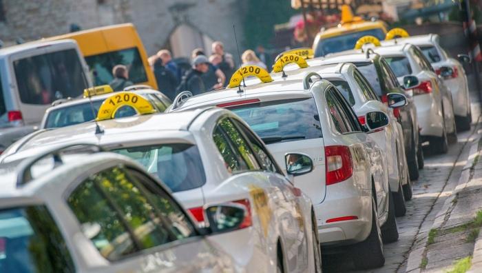 TaxiGO придет в Нарву