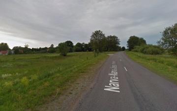 ДТП в ида-вируском поселке Удриа: водитель заснул - два человека в больнице