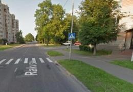 Улица Раквере в Нарве с 27 января будет закрыта для движения автотранспорта