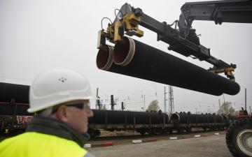 """Трубопровод для """"Северного потока-2"""" в водах Финляндии начнут укладывать в ближайшие дни"""
