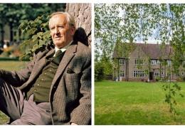 Поклонники хотят выкупить дом Толкина и сделать там музей писателя. Актёры из фильмов тоже в деле